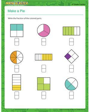 Printables 4th Grade Fraction Worksheets worksheet for 4th grade scalien fraction scalien