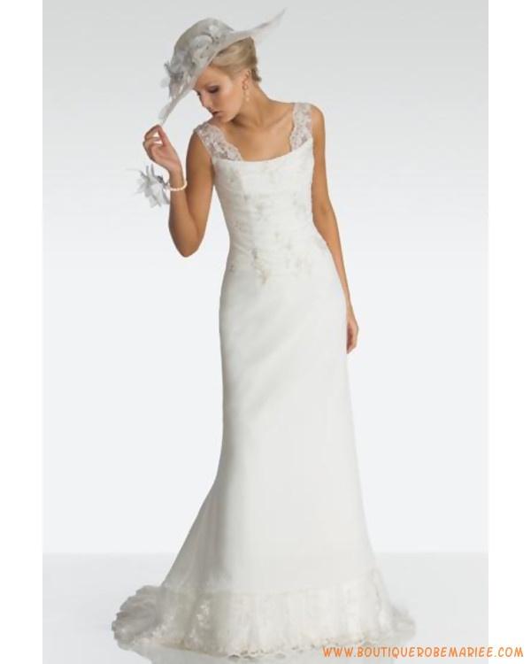 Robe de mariée originale organdi  Robe de mariée  Pinterest