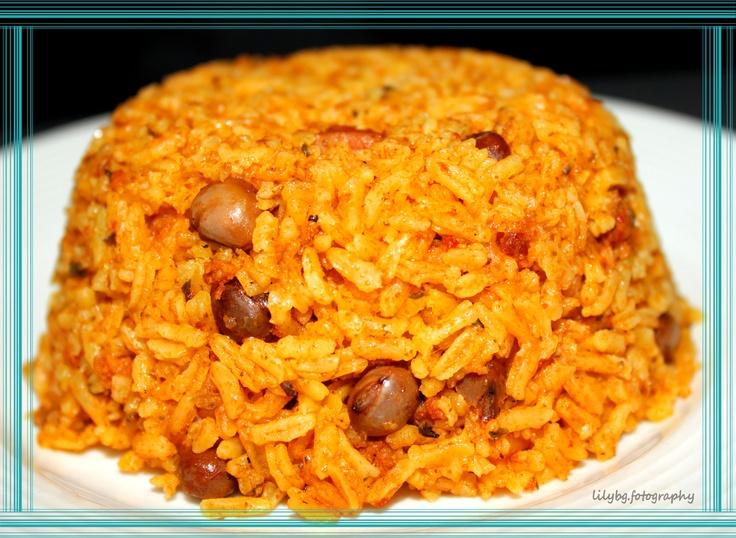 Arroz Con Gandules (Rice With Pidgeon Peas) Recipes — Dishmaps