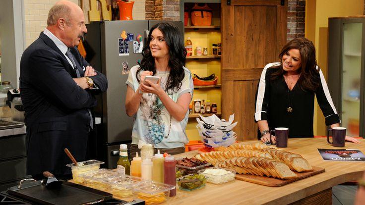 Katie Lee's Logan County Hamburgers | Rachael Ray Show
