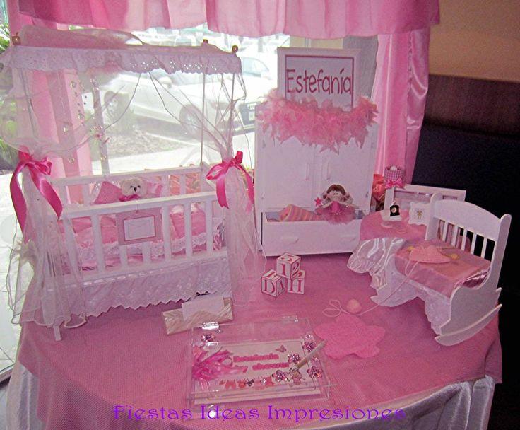baby girls preciosa mesa de ambientacion baby pinterest