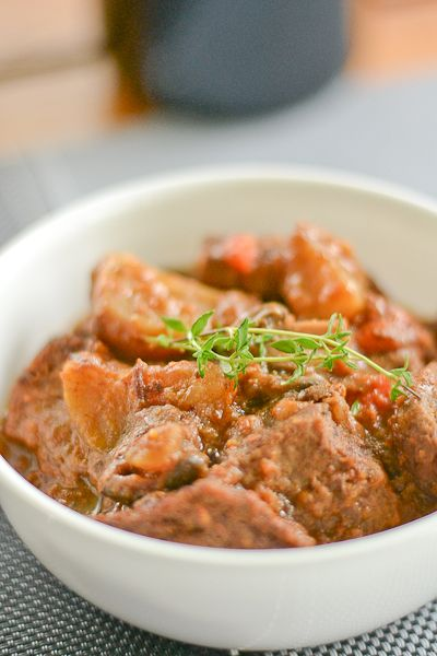 Beef Stew with Mushrooms | Soups, Stews & Chili | Pinterest