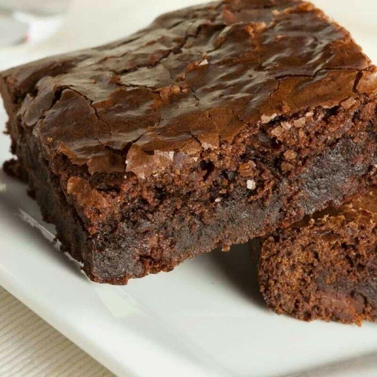 Homemade Brownies | Dessert. Recipes | Pinterest