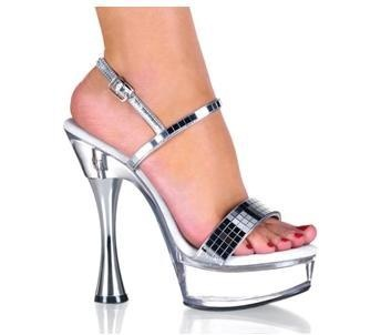 Silver heels | Shoes, shoes and more shoes | Pinterest