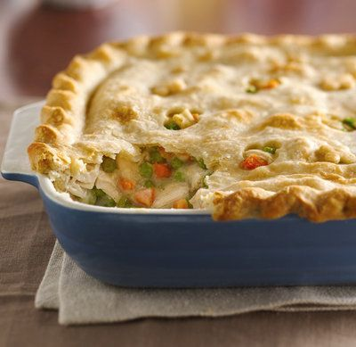 Classic Chicken Pot Pie | For my food baby that is growing :-) | Pint ...