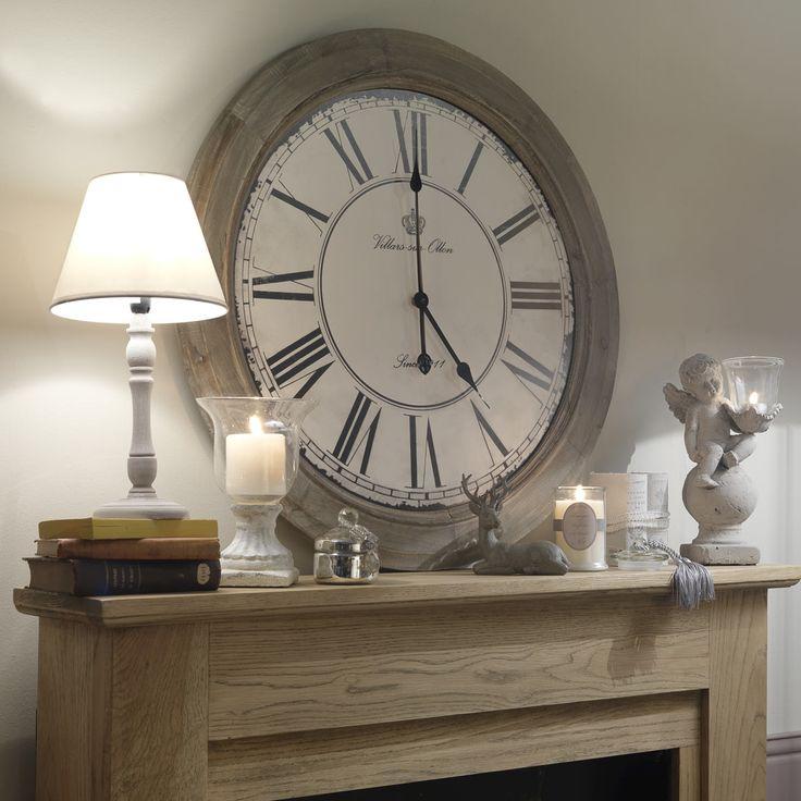 Manteau de cheminée décoratif Atelier  For the Home  Pinterest