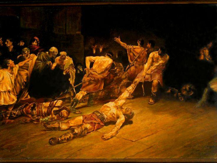 Spolarium by Juan Novicio Luna | Pinoy Artist's Paintings ...