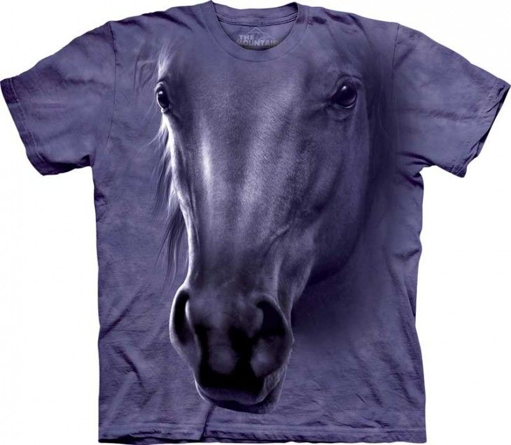 ... shirts 3883 p 730x636 Realistic 3D Farm Animal Face T Shirts by The