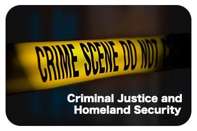 Criminal Justice college now program