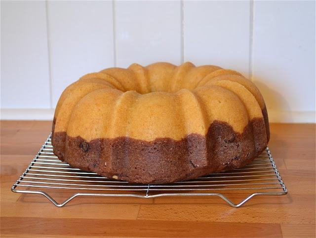 chocolate orange bundt cake | FOOD | Pinterest