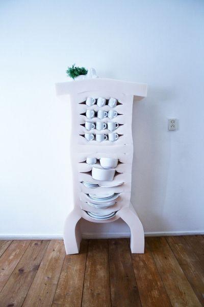 Mueble para la vajilla...