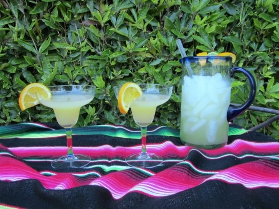 Pineapple Margarita; I like to add pineapple chunks as well a juice. I ...