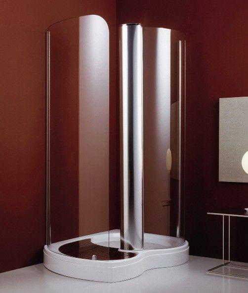 Unique shower stall | SHOWER ENCLOSURES | Pinterest