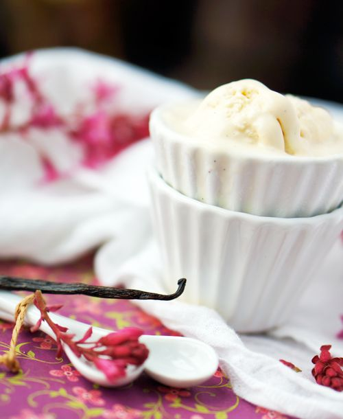 Vanilla Bourbon Ice Cream | baking...desserts...other yummys for the ...