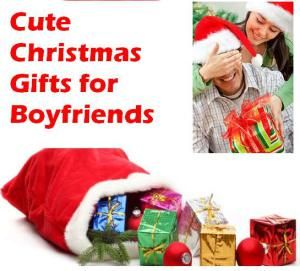 Cute Christmas Gifts For Your Boyfriend Show How Much You