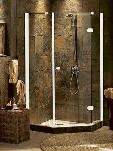 doccia in muratura : doccia in muratura Bathroom ideas Pinterest