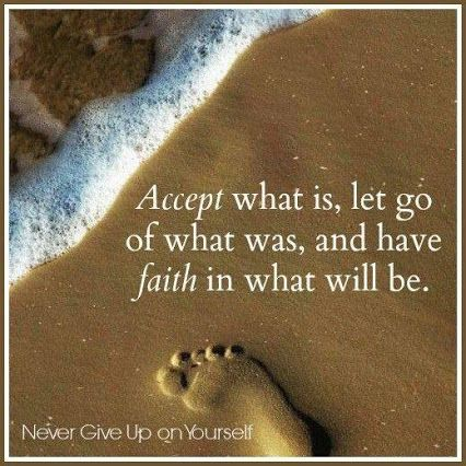 Have Faith In Yourself...