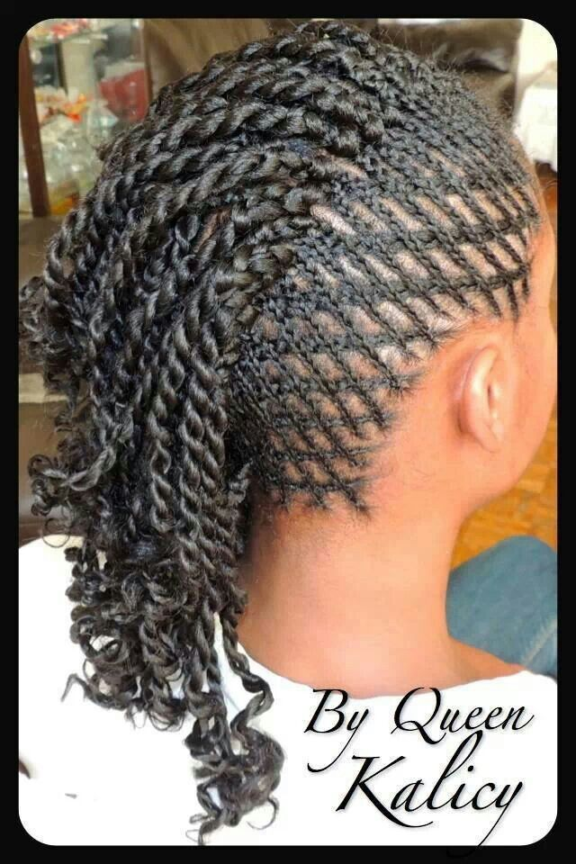 Pin by Yolanda on Braids, Locks & Updos Pinterest