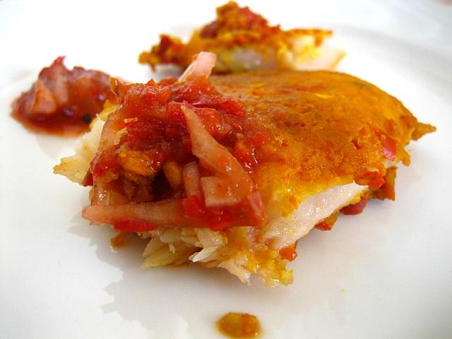 Ikan Panggang/Ikan Bakar Recipe (Grilled Fish with Banana Leaves)