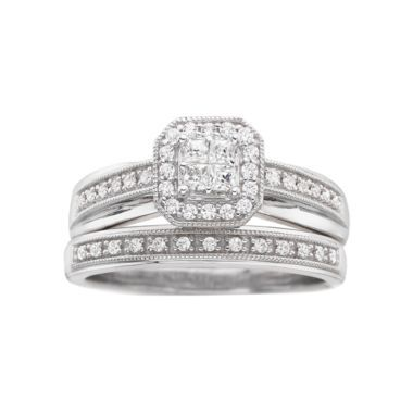 found on jcpenney - Jcpenney Wedding Ring Sets