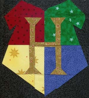 Hogwarts Quilt