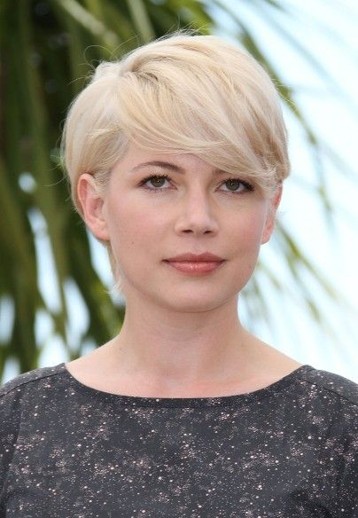 Michelle Williams, since going short, has had some pretty awesome hair cuts