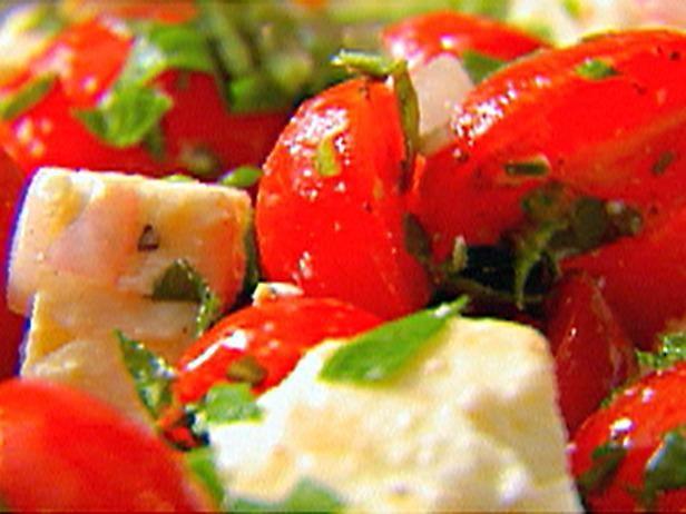 Tomato and Feta Salad - Ina Garten