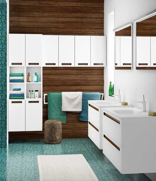 Blue And Brown Bathroom Bathroom Ideas Generic For Future Pi