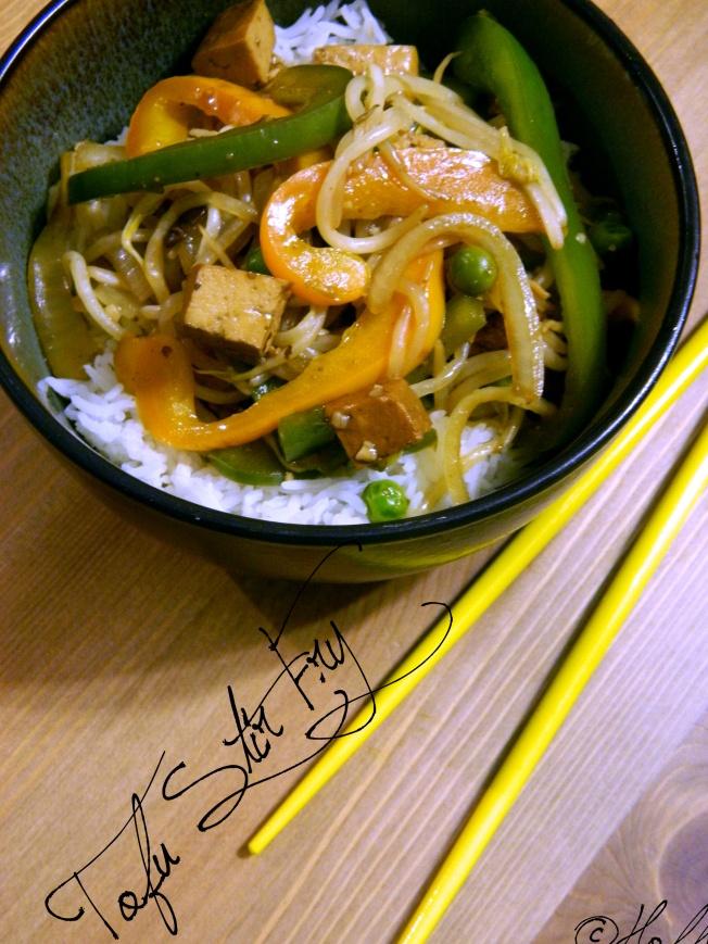 Tofu Stir Fry. | Food Recipes #agroplus | Pinterest