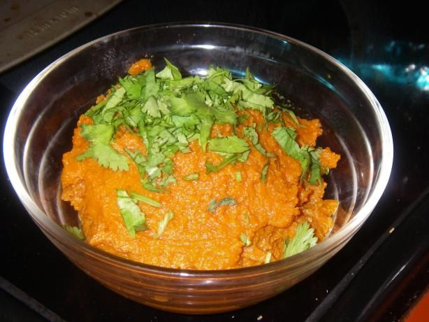 ... moroccan style spicy carrot dip recipes dishmaps moroccan carrot dip