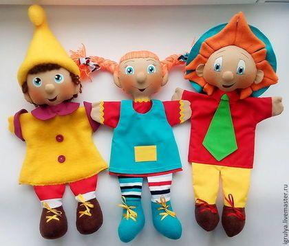 Как сшить куклу для театра кукол 243