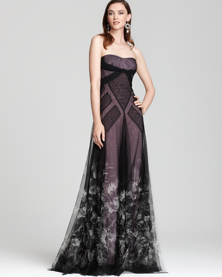Evening Gowns Bloomingdales - Plus Size Dresses