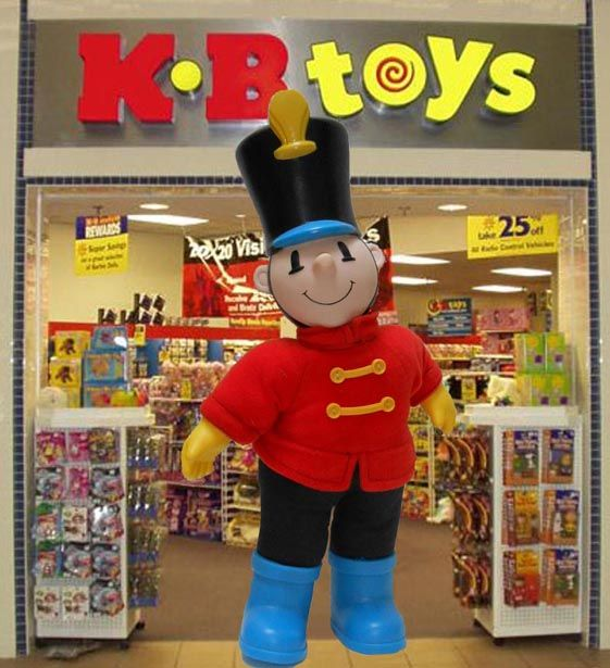 K Bee Toys Kay-Bee Toys Soldier  ...