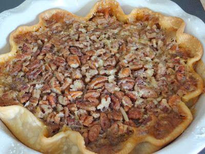 Pioneer Woman's Pecan Pie | Food and Drink Anyone? | Pinterest