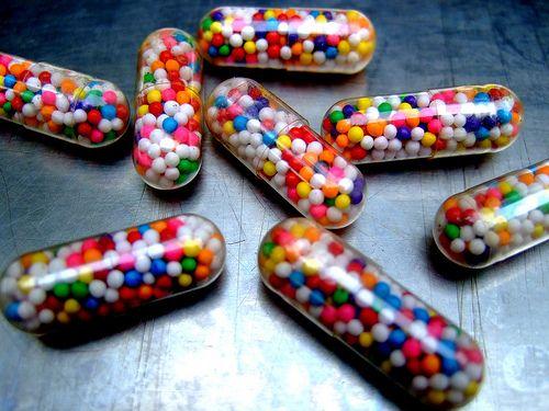 happy pills?