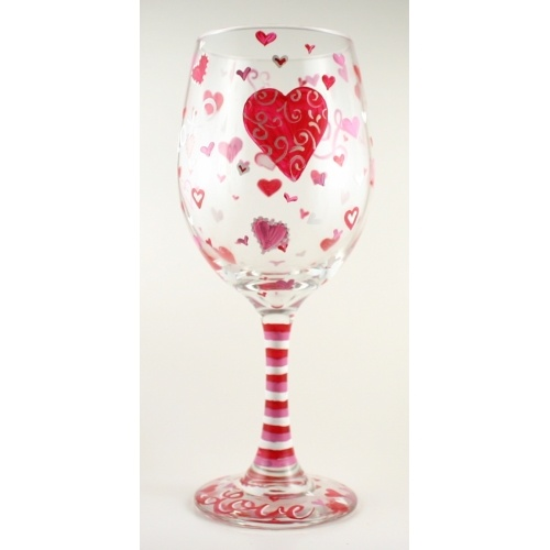 valentine glass flower love bubble rose