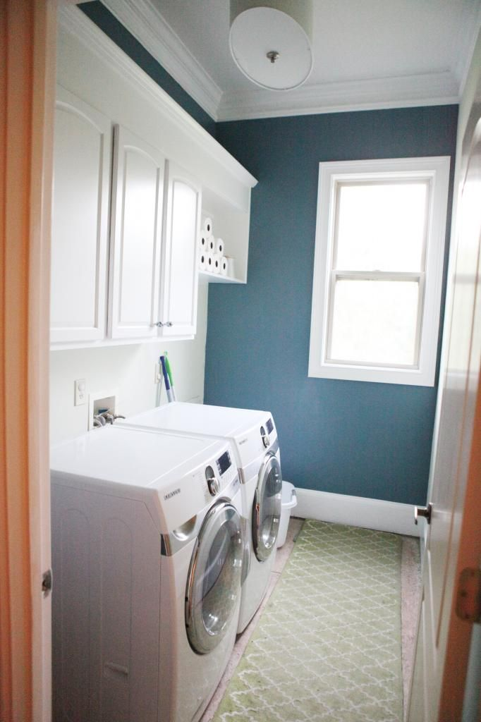 Pin by stephanie farmer on future house ideas pinterest - Paint colors for laundry room ...