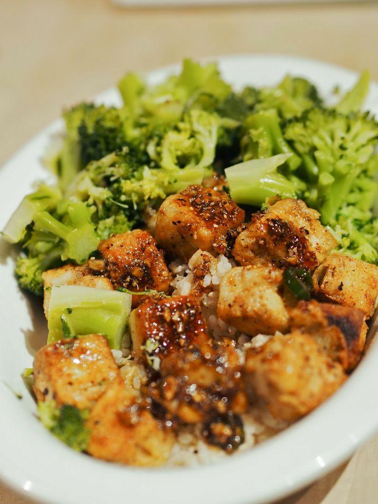 black pepper tofu pot | nom nom nom | Pinterest
