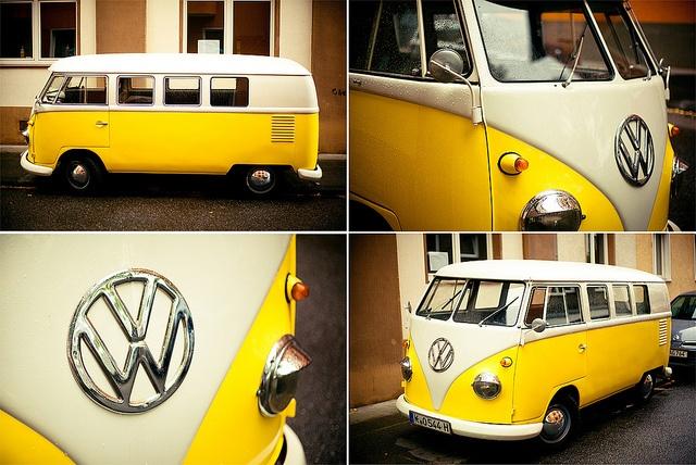 vw bus - 2 by Lichtzirkus, via Flickr