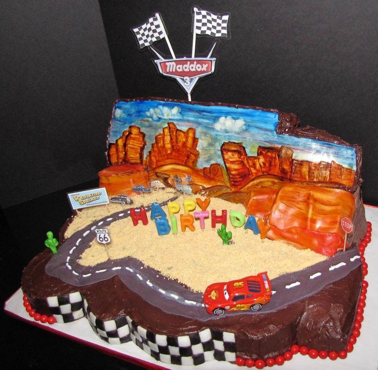 Birthday Cakes Livingston