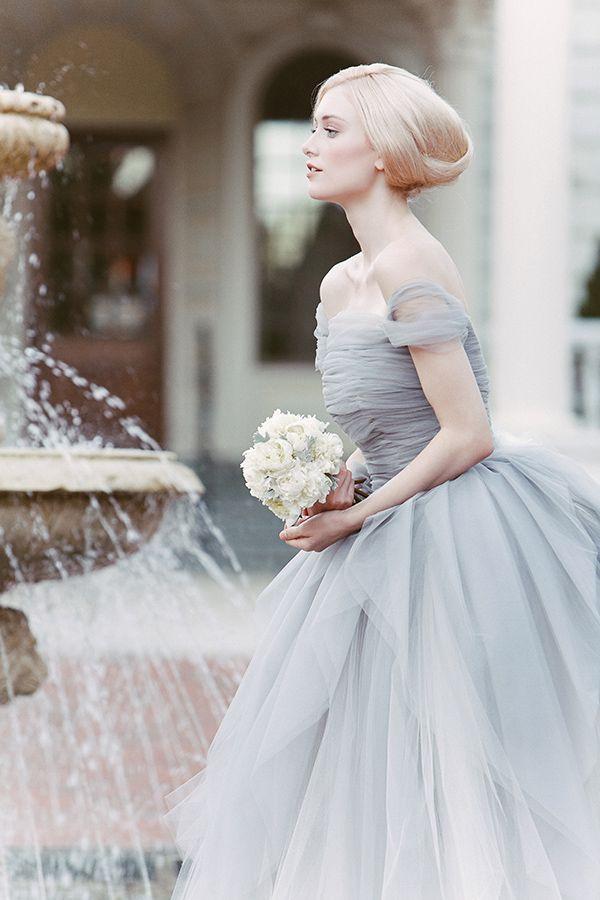 2014 Sareh Nouri Bridal Collection www.madamebridal.com