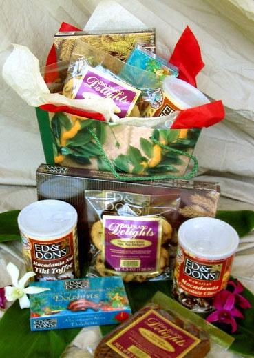 Hawaiian Wedding Gift Baskets : Chocolate Lovers Gift Bag from Hawaii Wedding Ideas Pinterest