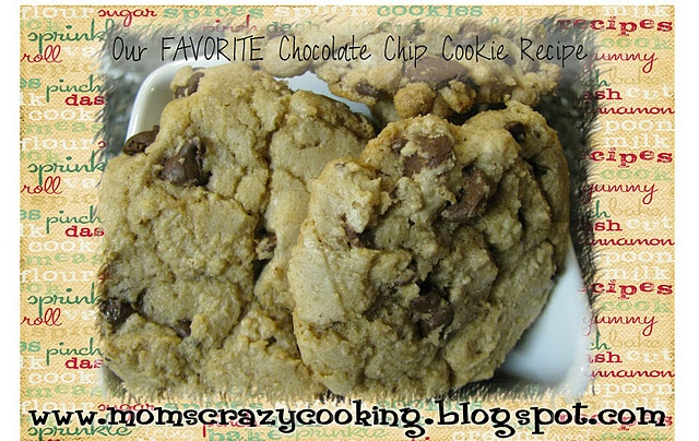 ... this: chocolate chip cookie , chocolate chips and cookie recipes