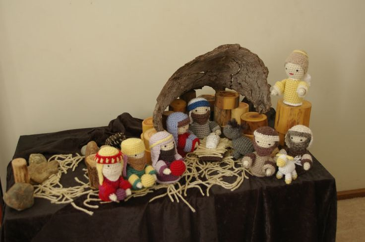 Amigurumi Nativity Set - CROCHET Christmas Crochet ...