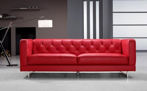Capriotti modern chesterfield sofa new home selection pinterest