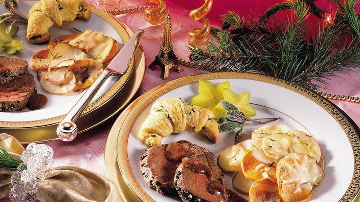 Three-Potato Gratin | Recipe