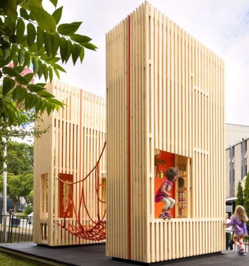 Outdoor Playhouses Wood Joy Studio Design Gallery Best