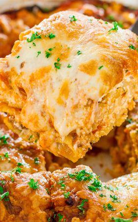 Easy Beef Lasagna | Recipe