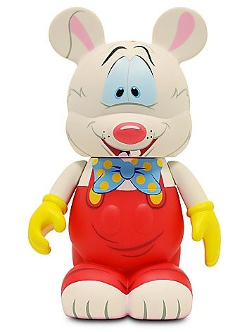 "This Gorgeous 9"" Roger Rabbit Vinylmation was released on Friday, July 27th!"