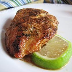 Spicy Garlic Lime Chicken - Allrecipes.com I made this for cinco de ...